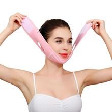 Face Slimming Strap Reduce Double Chin Lift V Face Stickers Anti Bandage For Face Strap Belt Mask lift Oval Mask Face U4O2