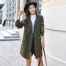 Hishiny Women's coat maternity clothing Autumn Winter Plus Size Pregnancy Women Jackets Long Loose outdoor clothing Women cloak