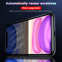 20D Screen Protector For Apple iPhone 11 Hydrogel Film SE 2020 7 8 For iPhone X XR XS 11 Pro Max 6 6s Plus Protective Soft  Film
