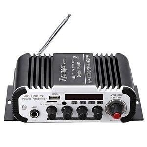 Image 1 - Kentiger Hy   V11 بلوتوث مكبر للصوت 2 قناة سوبر باس يا مكبر للصوت مع البعيد تحكم Tf Usb Fm 85Db Mp3 Fm راديو