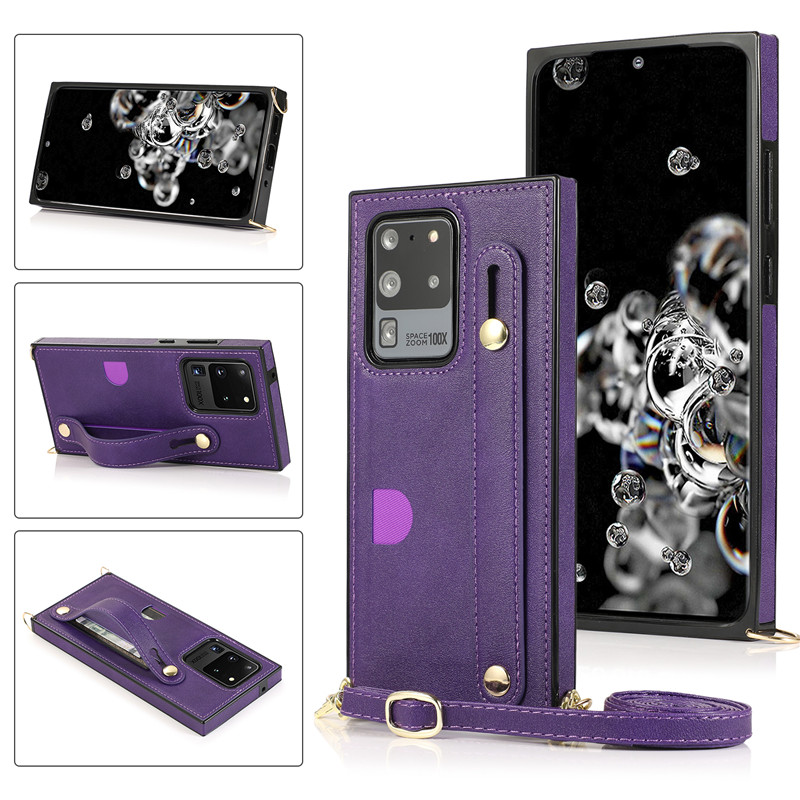 crossbody phone case Galaxy S20 Plus