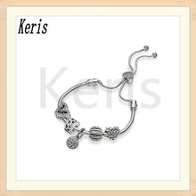 The Latest Zodiac Zodiac 100%925 Pure Silver Diy Charm Bracelet Is Available For