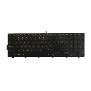 Image 2 - US คีย์บอร์ดสำหรับ Dell Inspiron 15 3000 5000 3541 3542 3543 5542 5545 5547 17 5000 แล็ปท็อปแป้นพิมพ์ภาษาอังกฤษ backlit
