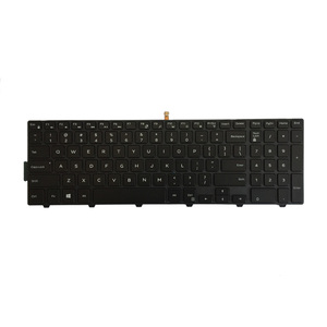 Image 2 - US keyboard For Dell Inspiron 15 3000 5000 3541 3542 3543 5542 5545 5547 17 5000 Laptop English Keyboard With Backlit