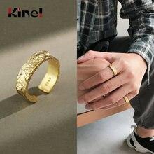 Kinel новинка бохо 100% 925 пробы серебряное кольцо пара трендовые
