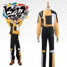 Jeu Division Rap bataille hypnose micro Buster Bros!! Yamada Saburo Cosplay Costume adulte hommes femmes tenues haut pantalon vêtements de sport