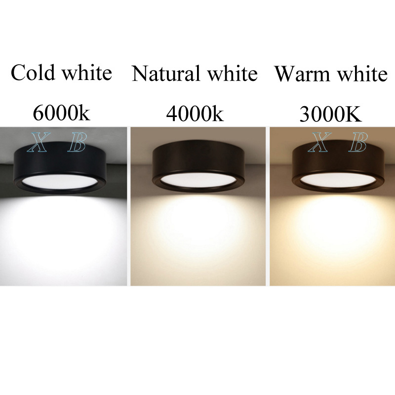 H01249844778c4eff94090f7afd61448di Ultra thin 4 Color LED Ceiling Light Fixture Lamp Surface Mount Living Room Bedroom Bathroom Home Decoration Kitchen AC220 230V
