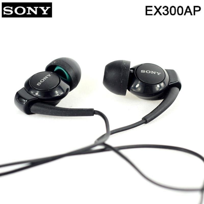 Sony MH-EX300AP Xperia Series Earphone 3.5mm In Ear Stereophone For Sony Z 1 2 3 LT MT ST21i 26i 28i 29i XA