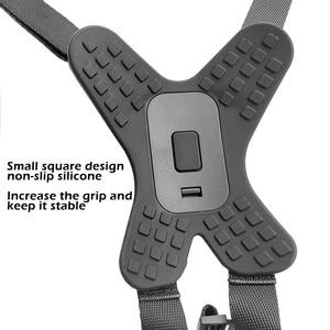 Image 4 - Motorhelm Mount Bracket Fix Band Voor Iphone Volledige Gezicht Chin Stand Met Telefoon Houder Voor Gopro Hero 8/7/6/5 Actie Camera