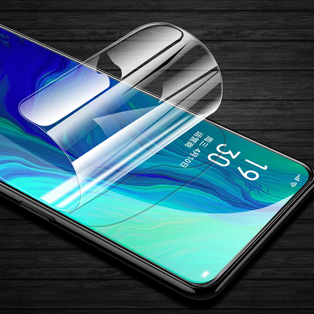 Hydrogel Film For Oukitel C17 Pro Screen Protector Protective Film For Oukitel C17 Pro Film Not Glass