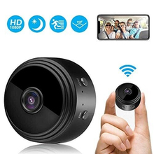 A9 1080P كاميرا صغيرة واي فاي المنزل الذكي مايكرو 360 كاميرا صغيرة لاسلكية الأمن كاميرا ببروتوكول الإنترنت للطفل الحيوانات الأليفة مراقبة المنزل