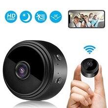 A9 1080P Мини Камера интеллектуальных домашних Wi Fi микро 360 небольшой Камера Беспроводной безопасности IP Cam для защиты детей и домашних животных домашний монитор