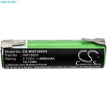 Cameron Sino 2900mAh Battery for For BOSCH DIY EasyPrune,GluePen,Grasscheren Set Isio,ISO,IXO, PKP 3,PSR Select,PTK 3,XEO