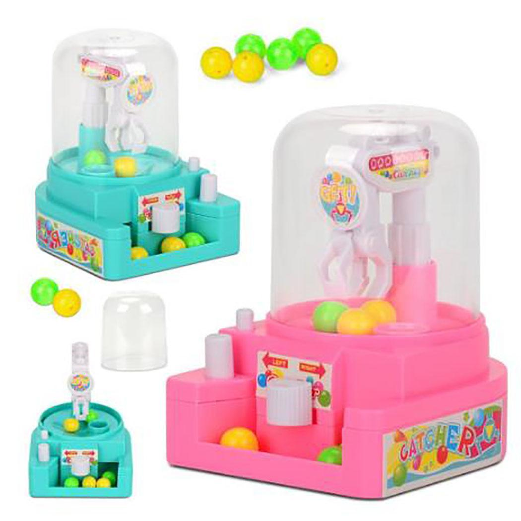 Children Educational Toys Mini Candy Ball Catcher Small Above 3 Years Old 0.11 Kg Random Candy Machine