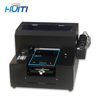 Huiti,mobile phone shell printer equipment small 3d relief production equipment,epson a4 size uv printer