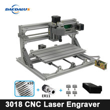 CNC 3018 Engraver Wood Router With ER11