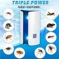 Ультразвуковой Отпугиватель комаров  многофункциональный электронный отпугиватель  отпугиватель мышей  насекомых  комаров  пауков  насеко...