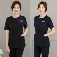 Cosmetologist's work clothes yuzi center nurse plastic surgery hospital surgical clothing