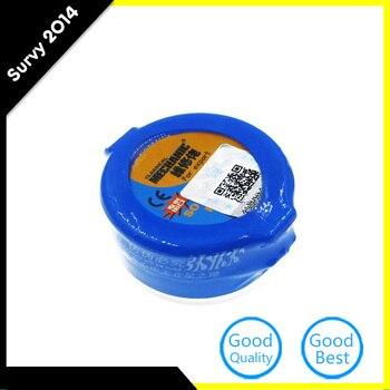 цена на MECHANIC BGA Solder Flux Paste Soldering Tin Cream Sn63/Pb37 25-45um XG-30