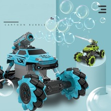 2 In 1 Multifunctional Remote Control Stunt Car 360 Rotation Off-road Drift