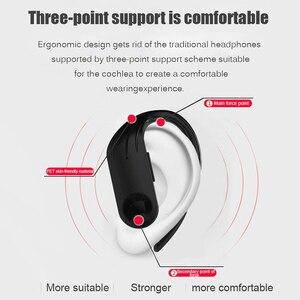 Image 5 - B1 TWS LED Bluetooth Âm Nhạc Tai Nghe Kinh Doanh Tai Nghe Tai Nghe Tai Nghe Nhét Tai Thể Thao Giảm Tiếng Ồn Hoạt Động Trên Tất Cả Các Điện Thoại Thông Minh
