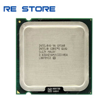 Intel Core2 Quad Q9500 Processor 2.83 Ghz 6 Mb Cache Fsb 1333 Desktop Lga 775 Cpu