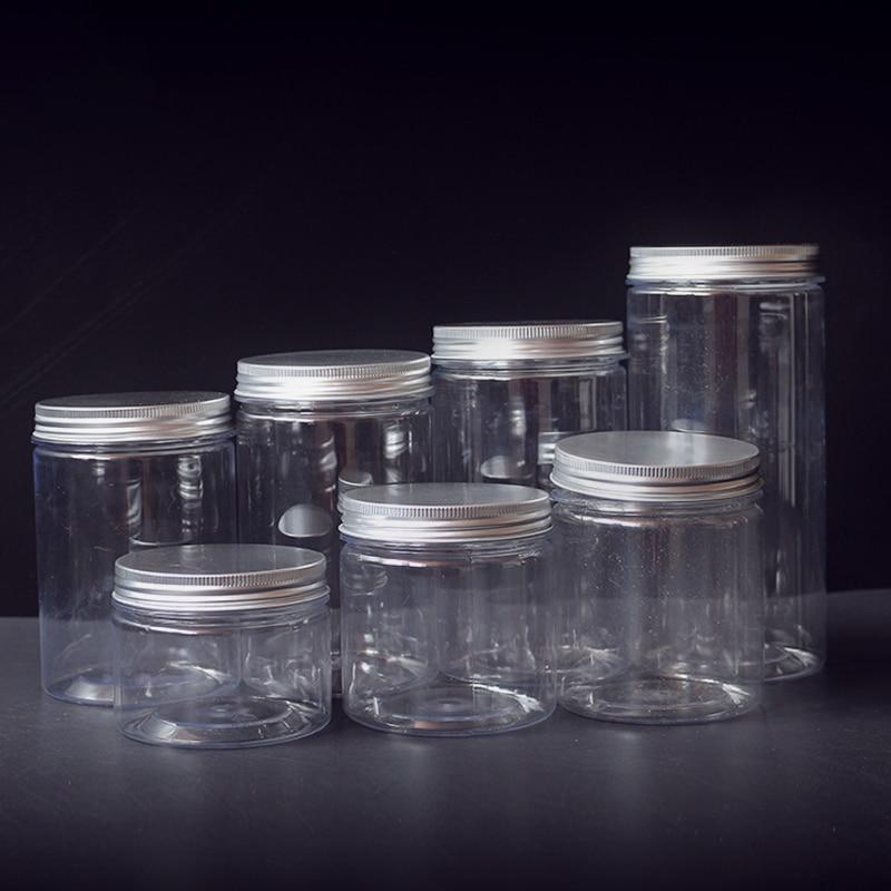 30g 50g 100g 120g 150g 200g 250g 300g 500g vazio recipiente cosmético frasco plástico recarregável loção creme garrafa frete grátis