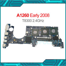 Tested CPU 2.4GHz T8300 Motherboard For Macbook Pro 15
