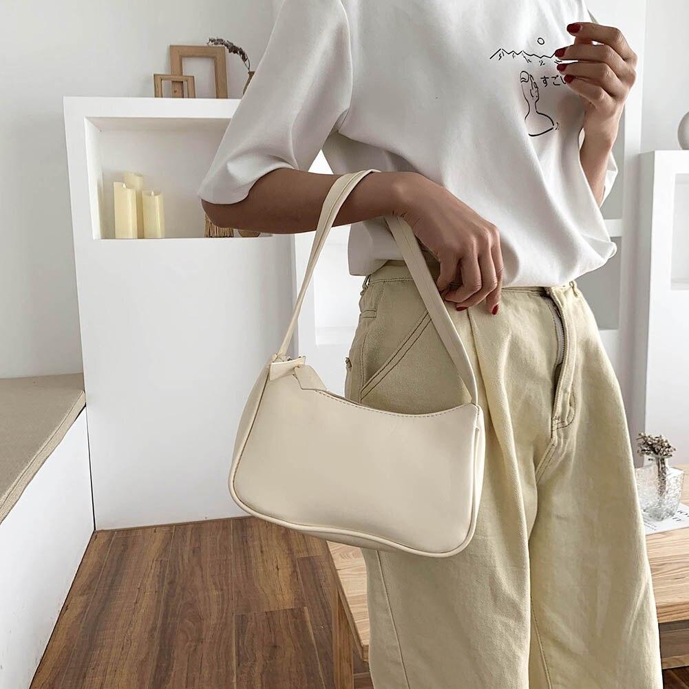 Ретро чанти за жени дамски модни - Дамски чанти - Снимка 3