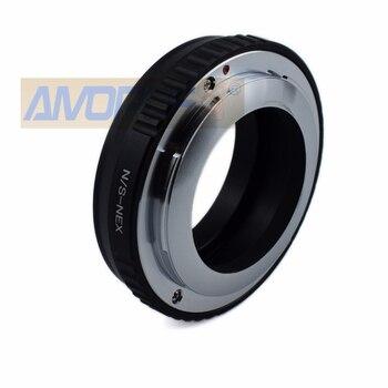 AI S-NEX adaptador Nikon S telémetro de RF lente Sony NEX5 5C 5N 5R NEX6 NEX7 a7S a7R a7II a7SII a7RII A7III A7RIII A7SIII A9 a65