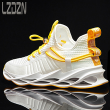 2021 New Summer Shoes For Men's Sports Sneakers Leisure Running Air Cushion Tenis Spring Trainers Athletic Walking Youth Tennis