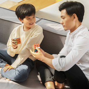 Image 5 - Nouveau Xiaomi Mijia cube intelligent 3x3x3 6 axes capteur couleur carré Cube magique Puzzle Science éducation travail avec Mijia APP XMMF01JQD
