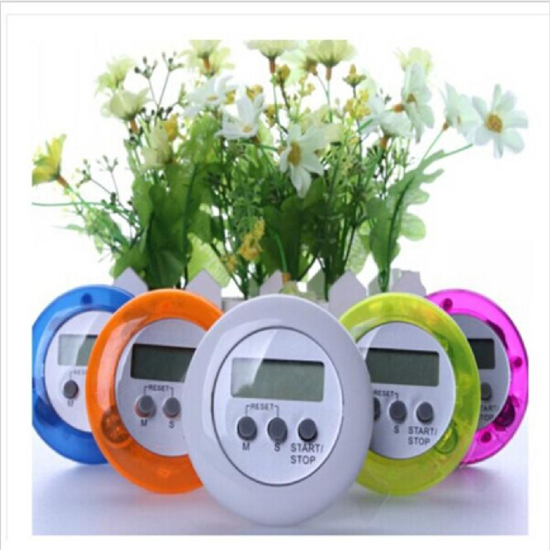 Kitchen Countdown Magnetic Timer Cooking Tools LCD Digital Back Stand Cooking Timer Count UP Alarm Clock Kitchen Gadgets