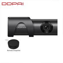 Mijia Mi DDPai Mini3 דאש מצלמת 32GB eMMC מובנה אחסון 1600P HD הקלטה 24H חניה צג
