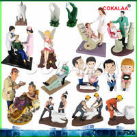 Dental Artware Teeth Handicraft Dentist Gift Resin Crafts Dental Clinic Decoration Furnishing Articles Creative Gifts Products