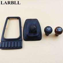 LARBLL Car Styling GEAR SHIFT GAITER BOOT COVER Handle Knob for VW GOLF MK2 II JETTA II MK2