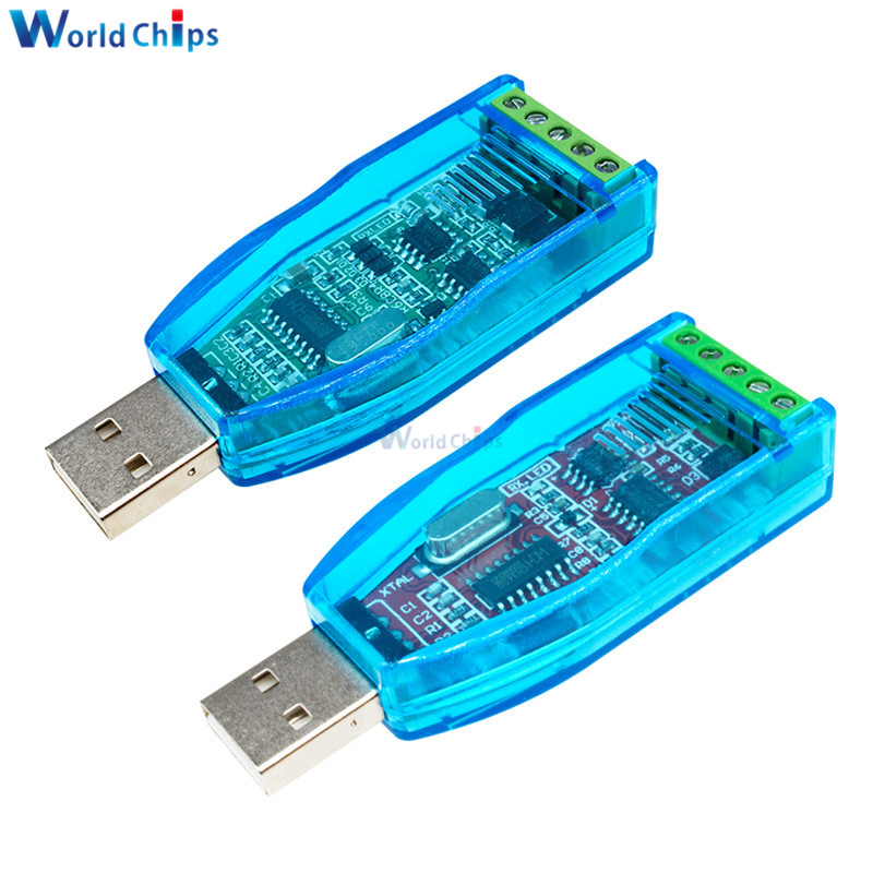 USB to RS485//RS485+RS422 Converter Upgrade Protection Industrial RS485 Converter