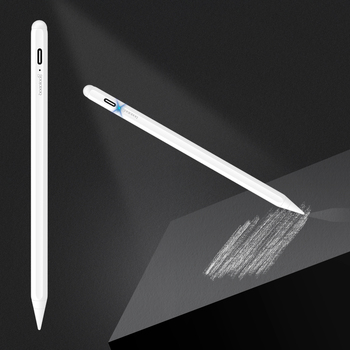 For iPad Pencil with Palm Rejection,Stylus Pen for Apple Pencil 2 1 iPad Pen Pro 11 12.9 2021 2020 2018 2019 Air 4 7th 8th 애플펜슬
