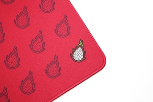 Image 5 - Mechanical keyboard Mousepad harvest season Fruit 900 400 4mm Stitched Edges /Rubber High quality soft  Jacquard fabric material