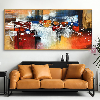 Láminas de cuadros decorativos para pared de salón, pinturas al óleo, cuadros...
