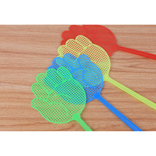 Пластиковая мухобойка, избитые насекомые, мухи, похлопывающийся инструмент для дома, противомоскитная съемка, мухобойка для борьбы с вредителями, s Dorpshipping