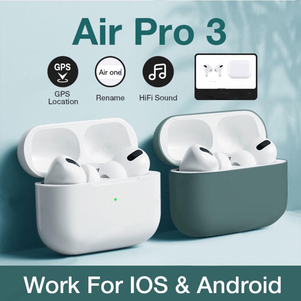 Беспроводные Bluetooth-наушники pro 3, Hi-Fi музыкальные наушники-вкладыши, Спортивная игровая гарнитура для телефонов IOS, Android