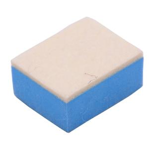 Image 2 - 10PCS Car Magic Sponge Polishing Wool Wipe Bar Eraser Remove Wax Film Shellac Wipe Degreasing Cleaning For Windshield, Leather