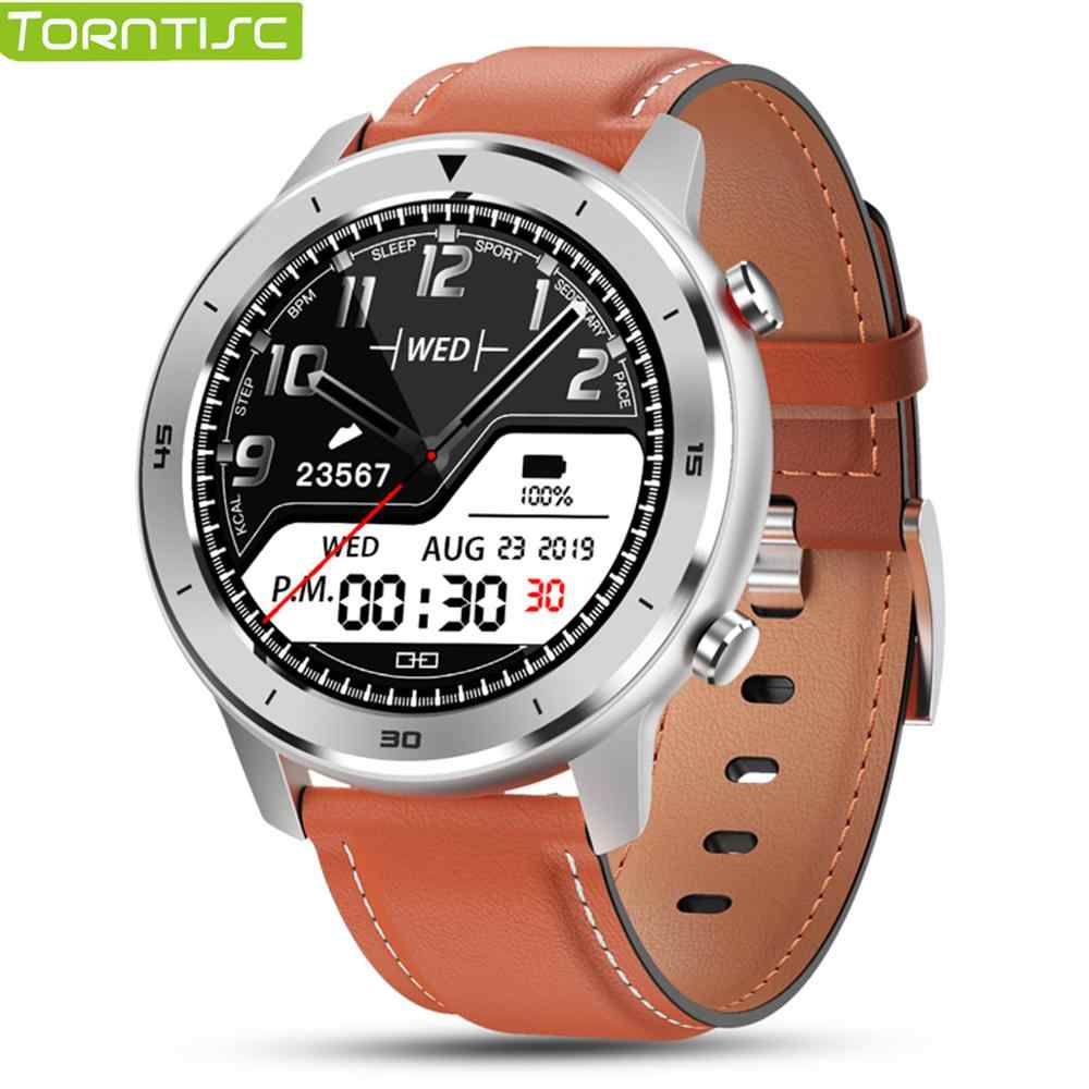 Torntisc AK47 zinklegering Full touch ronde screen mannen smart watch IP68 voor Android IOS huawei watch GT 230 mah smartwatch mannen
