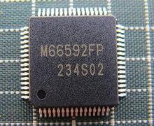 100% новый и оригинальный M66592FP M66592 QFP64