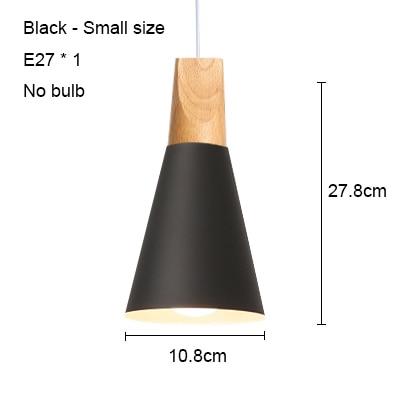 Black 108mm no bulb