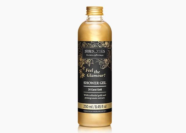 Gold Bath Gel 250ml (nourishing Bath Liquid)