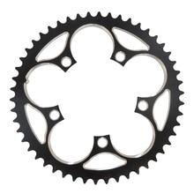 تروو سلسلة عجلة الطريق دراجة أجزاء كرنك مجموعة للطي الدراجة سلسلة 110 BCD 34T 36T 39T 42T 44T 46T 48T 50T 52T 53T والعتاد القرص