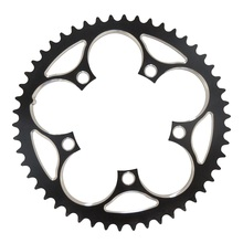 TRUYOU Ruota Catena Parti di Biciclette Strada Guarnitura Bici Pieghevole Corona 110 BCD 34T 36T 39T 42T 44T 46T 48T 50T 52T 53T Gear Disco