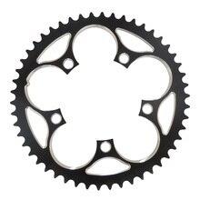 TRUYOU koło łańcuchowe szosowe części rowerowe mechanizm korbowy rower składany łańcuch 110 BCD 34T 36T 39T 42T 44T 46T 48T 50T 52T 53T tarcza zębata